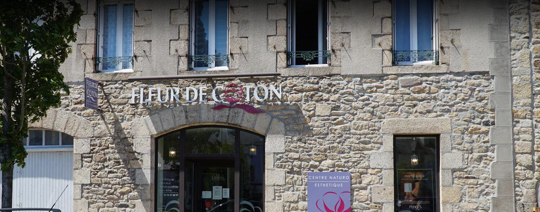 Soutenons nos commerces : Fleur de coton, institut de beauté