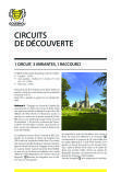 Description des circuits de découverte Gouesnou